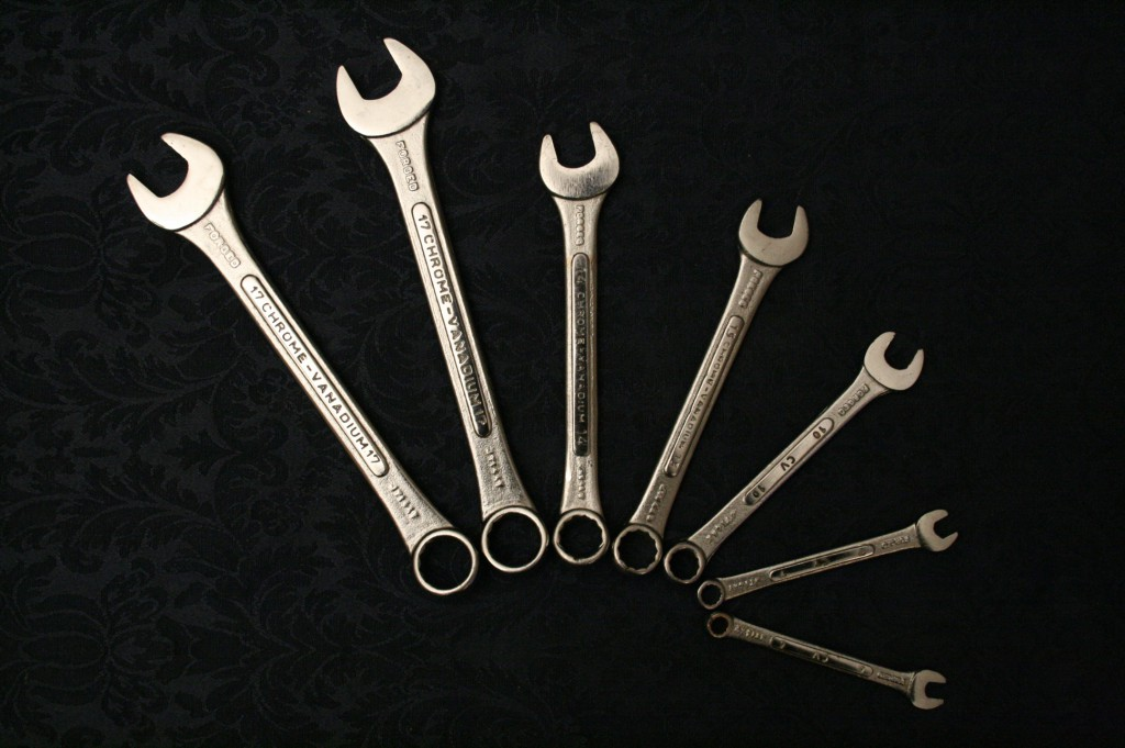 2008-04-14_Chrome-Vanadium_Wrenches