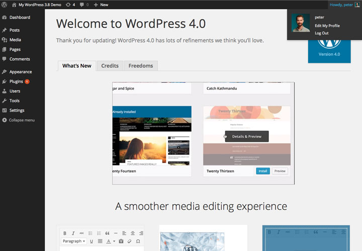 WordPress-4-Welcome