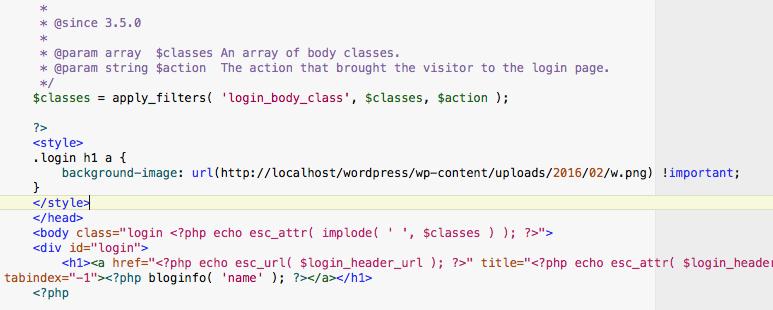 弊社ローカル環境でのテストコード挿入画面