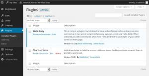 Wordpress(ワードプレス)のデータベースの構造