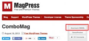 ワードプレスの無料テーマをカスタマイズしてSEO対策されたメディアサイトを作成