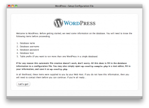初めてのWordpress(ワードプレス)の設置 で気をつけたい事4選