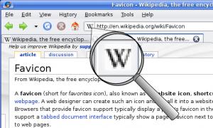 ワードプレス (Wordpress) のfavicon ファビコンの変え方、作り方