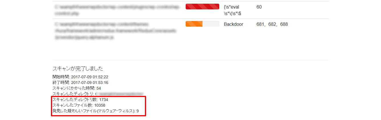 WP malware scanner LITE 1.0   WP Doctor(2)
