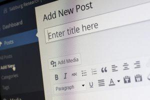ワードプレスの管理画面のメニューの順番を入れ替える方法