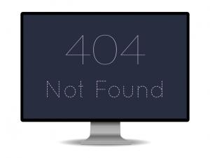 ワードプレス すべての404(存在しないページ)をトップページにリダイレクトする方法